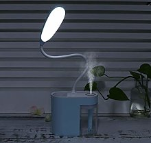Pen Holder Light Multifunction Mini Humidifier LED