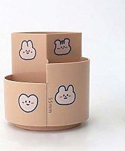 Pencil Organiser, Pencil Pot for Desk Kids,
