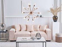Pendant Lamp 18 Light Copper Metal Sputnik Glam