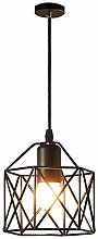 Pendant Lamp, Modern Retro Iron Ceiling Lamp