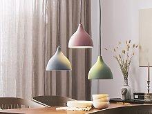 Pendant Lamp Pink Concrete Scandinavian Style