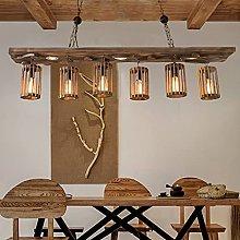 Pendant Lamp Retro Industry E27 Hanging Lamp