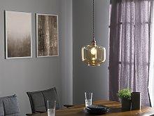Pendant Lamp Transparent Glass Task Lighting