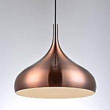 *Pendant Light Industrial Wind Metal Chandelier,