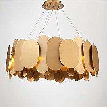 Pendant Light Light Golden Chandelier Designer