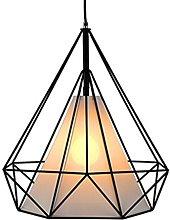*Pendant Lights Vintage 1/Light Pendant Lamp/Iron