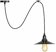 Pendant Lights with Switch, Adjustable Wire DIY