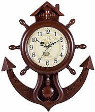 Pendulum Wall Clock, Decorative Wall Clock with