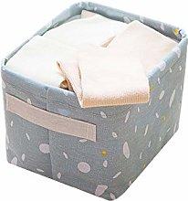 penghh Storage Basket With Handle Fabric Storage