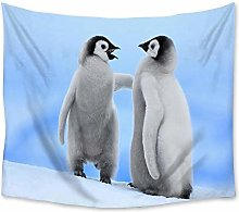 Penguin Animal Tapestry Wall Hanging Wall Decor