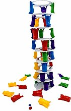 Penguin Balance Toy Challenge Tower Stacked