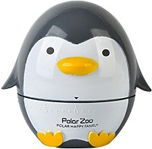 Penguin Timer Kitchen 60 Minute Cooking Mechanical