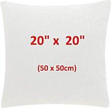 Penthouse Sleep Sofa Cushion Pad Inners 20 x 20