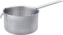 Pentole Agnelli Heat Pasta Colander With 1 Handle