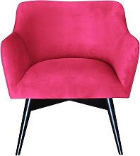 Pepi Armchair Happy Barok Upholstery: Pink