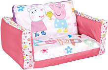 Peppa Pig 2-in-1 Inflatable Flip-out Sofa