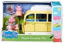 Peppa Pig Camping Trip Play Set