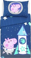 Peppa Pig George Pig Children's Bedding Set -