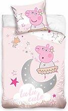 Peppa Pig PP202007-BABY Baby Bed Linen 100 x 135 cm