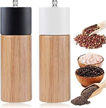Pepper Mill and Manual Salt with Adjustable