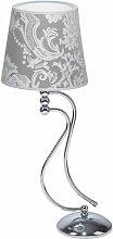 Pepperbush 55cm Table Lamp Rosalind Wheeler