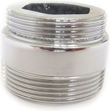 Pepte - Solid Metal Adaptor For Water Saving