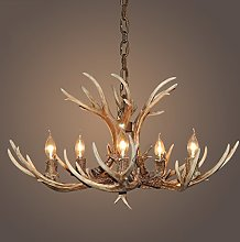 & Perfect ** - Antlers Chandelier American