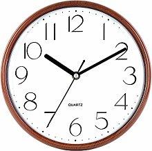 Perfect clock Wall Clock Silent & Non Ticking