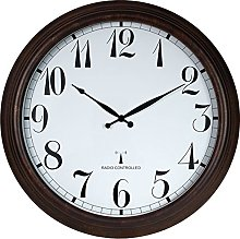 Perfect Time Radio Controlled Outdoor Garden Clock