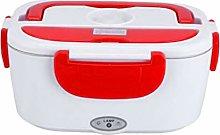 perfk 40W Electric Lunch Box Food Warmer 1.5L