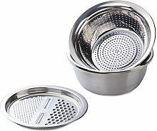 PerGrate Leaking Multi-use Washing Basket,