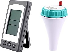 PerGrate wireless thermometer with LCD receiver,