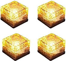Perle Raregb - 4 pieces of ice brick light, IP68