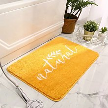 Perle Raregb - 45x70cm yellow bathroom absorbent