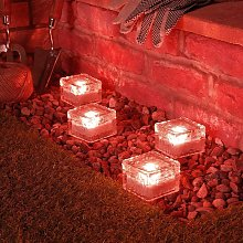 Perle Raregb - 4pcs Ice Brick Light, IP68
