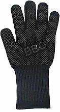 Perle Raregb - BBQ Gloves Oven Gloves Heat