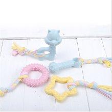 Perle Raregb - Chews toys for puppies, 4pcs Dog