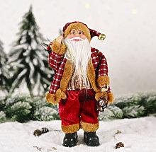 Perle Raregb - Christmas Santa Claus Plush Figure