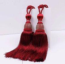 Perle Raregb - Curtain straps 2 pieces tennis