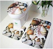 Perle Raregb - Floor mats Bathroom carpet starfish