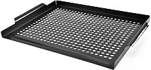 Perle Raregb - Metal barbecue tray with nonstick