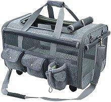 Perle Raregb - Pet Bag with Tire Travel Bag