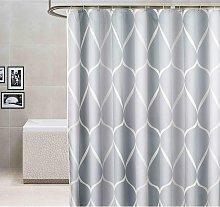 Perle Raregb - Shower Curtain 200x200cm,