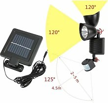 Perle Raregb - Solar projector with dual induction