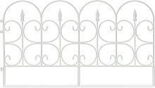 Persephone 0.66m x 0.39m Border Fencing Marlow