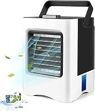 Personal Air Cooler, Portable Air Conditioner Fan,
