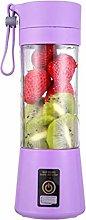 Personal Blender , 380ml Portable Juicer Blender
