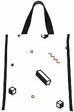 Personal Cooler Bag Geometry Simple Rational Cool