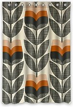 Personal Custom Orla Leaves Kiely Shower Curtain