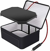 Personal Portable Oven 12V Car Food Warmer for